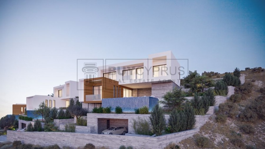 Cyprus property for sale in Tsada, Paphos
